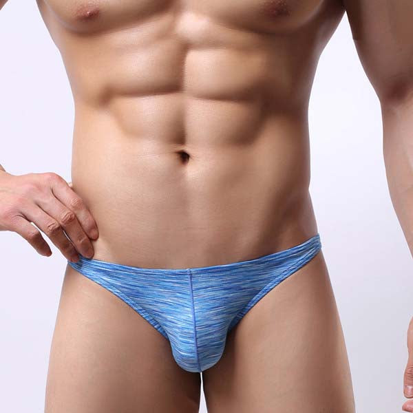 LOBEIOK new sexy men's briefs underpants men comfortable sexy Jockstrap 9 color M L XL XXL male underwear