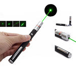 Laser Pointer Pen 5MW 532nm Laser Pen Powerful Laser Pointer Presenter Remote Lazer Hunting Laser Bore Sighter