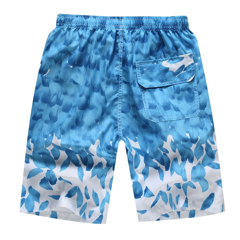 Men Summer Design Beach Shorts Casual Men Board Shorts Quick Dry Bermuda Plus Size 2017 New Arrival