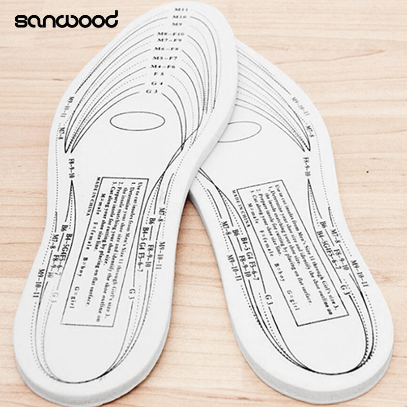 Men Women Increase Height High Insoles Memory Foam Shoe Inserts Cushion Pad