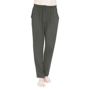 Men's Modal home pants Casual Loose Long Trousers Sleepwear Homewear