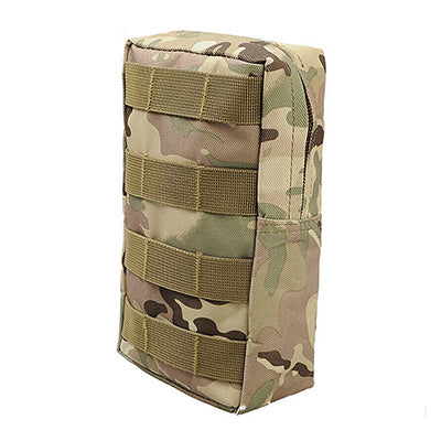 NEW Multi-Purpose Tactical MOLLE EDC 600D Nylon 21X11.5 cm Utility Gadget Pouch Tools Waist Bags Outdoor Pack