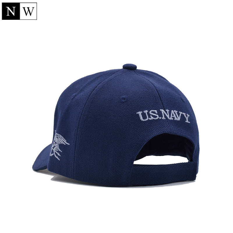[NORTHWOOD] 2017 New Arrivels US Navy Seal Team Tactical Cap Mens Army Baseball Cap Brand Gorras Adjustable Bone Snapback Hat