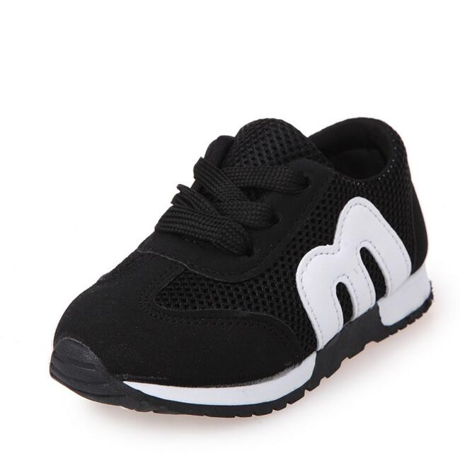 New Brand baby kids comfortable sneakers boy girl Children's sports shoes breathable mesh shoes sandals