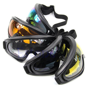 New Outdoor Sports Windproof Eyewear Glasses Snowboard Dustproof Sunglasses Motorcycle Ski Goggles Lens Frame Glasses Paintball