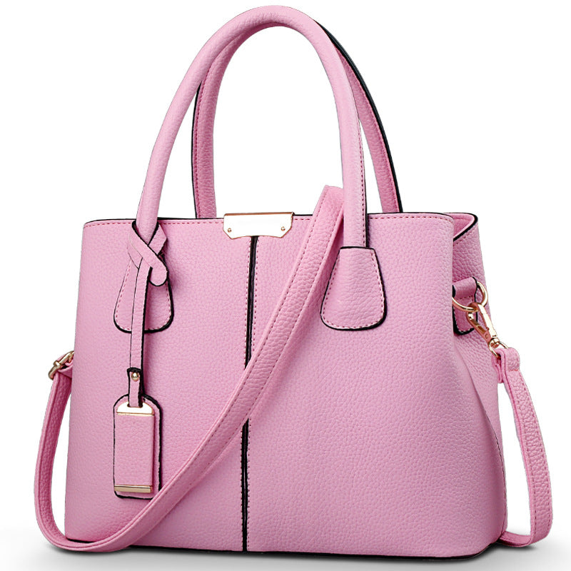 OLGITUM Hot Sale 2017 New Fashion Big Bag Women Shoulder Messenger Bag Ladies Handbag HB001