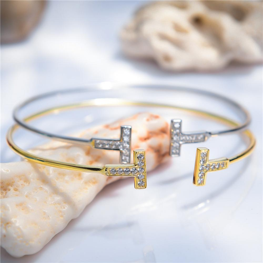 create bracelet alloy women simple your bangles kiss love own product style uk gifts bracelets colors zinc jewelry silver gold charm europe for wife