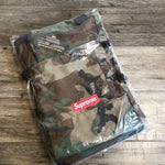 Supreme SS19 camo tote bag back back deadstock brand new with tags! 100% authentic