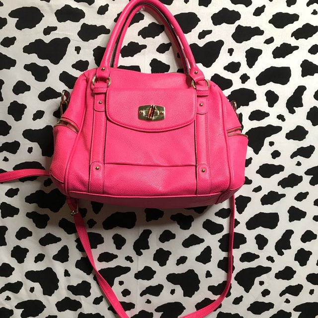 Pink tote bag from #target I purchased a couple of years ago