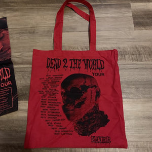 blackbear vip m&g tote bag