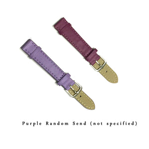 Plain weave PU leather strap Watchband 12mm, 14MM, 16MM, 18MM, 20MM watch band 2017 new Candy colors clock Straps for watches