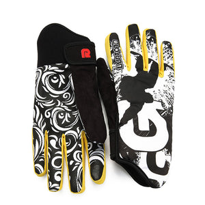 Professional Ski Gloves Women Men Nonslip Snowboard Glove Snowmobile Motorcycle Riding Winter Gloves Windproof Waterproof