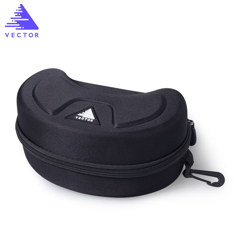 Protection EVA Ski Eyewear Case Large Snow Skiing Goggles Box Shockproof Waterproof Snowboard Bag Eyewear original Case