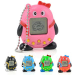 Random Color 1Pcs Gift Toy Multicolor Virtual Pets In One Penguin Electronic Digital Pet Machine Game
