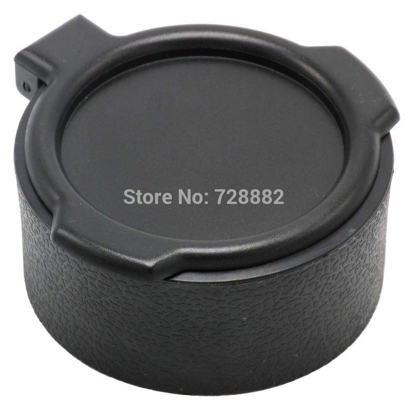 Rifle Scope Quick Flip Spring Up Open Lens Cover Cap Eye Protect Objective Cap for Caliber 1PC Free Shipping
