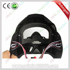 SPUNKY Double Lens Anti Fog Paintball Mask Airsoft Mask
