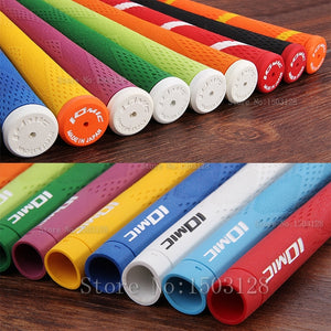 Siran Golf 10pcs/Lot.New Golf irons Grips IOMIC Golf Clubs Grip color Can mix color Golf Grips Free Shipping