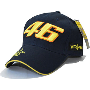 Star Signature rossi VR46 Baseball Hat Men Classic Motorcycle Racing fashion Hip hop Cap letter Printed Snapback Hats HO934701