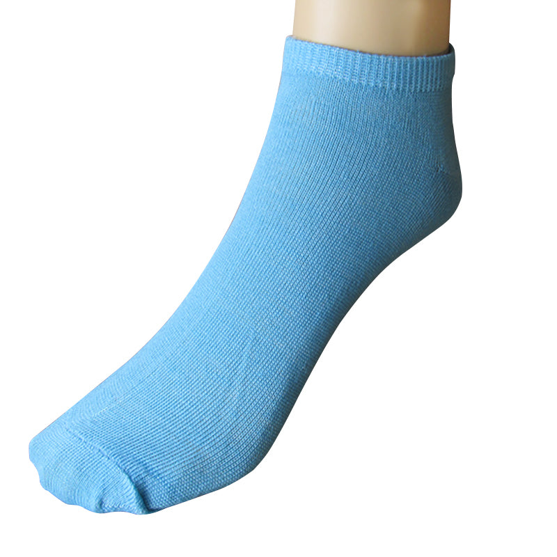Stylish 2017 Female 1 Pair 6color Cotton Blend elastic Socks Warm Winter Women ankle length Short sock for lady girls gift Sox