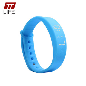 TTLIFE Smart Watch Children 3D pedometer LED Waterproof Activity Tracker Sleep Monitor Kids Wristband For IOS Android Phones