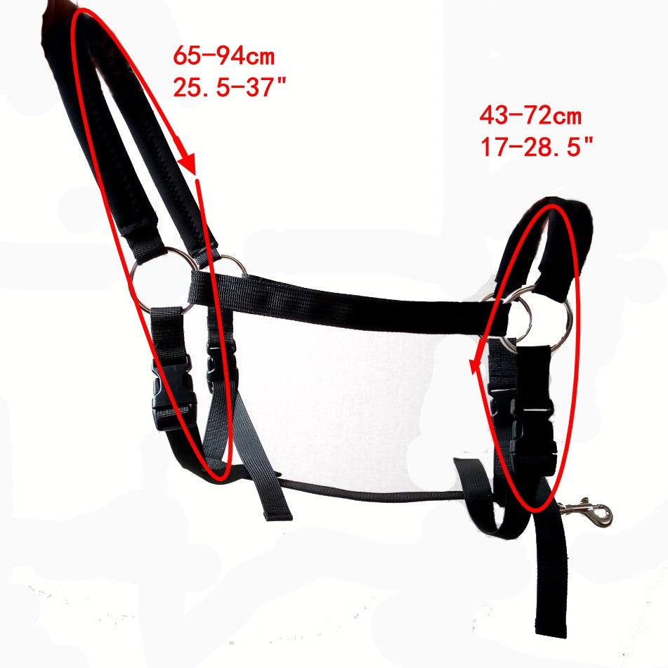 Textile Halter set Riding Horse toy mask saddle pad Cage Malone Winner With Supplies And Equipment paardensport equestrian sport