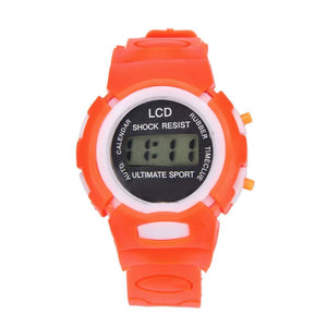 Watch relogio masculino erkek kol saati reloj mujer Student Time Sport Electronic Digital LCD Wrist Watch Clock Hours