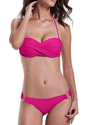 Wholesale Newest Summer Sportswear Sexy Bikini Women Swimwear Occidental Secret Bathing Suit Swimsuit Eight Colors S M L XL