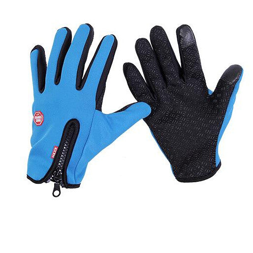 Winter Brand Women Men M L XL Ski Gloves Snowboard Gloves Motorcycle Riding Waterproof Snow Windstopper Camping Leisure Mittens