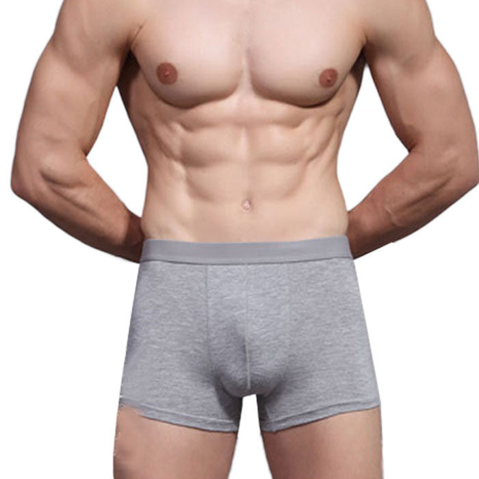 Womail 2017 Sexy Underwear Men's Men Boxer Shorts Bulge Pouch Soft Underpants #30