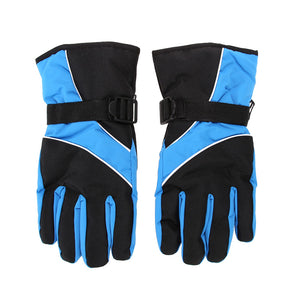 Women Men Ski Gloves Thermal Waterproof Motorcycle Riding Winter Outdoor Sports Snowboard Gloves Unisex Snow Gloves