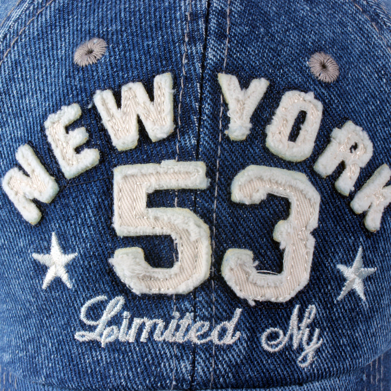 [YARBUU] 2016 New Cotton Letter Brand Baseball Cap Men and Women Snapback Do Old Motorcycle Hat 8 Colors hip hop jeans caps