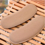 gootrades 5 Pairs Soft Sticky Fabric Shoe Back Heel Inserts Insoles Pads Cushion Liner