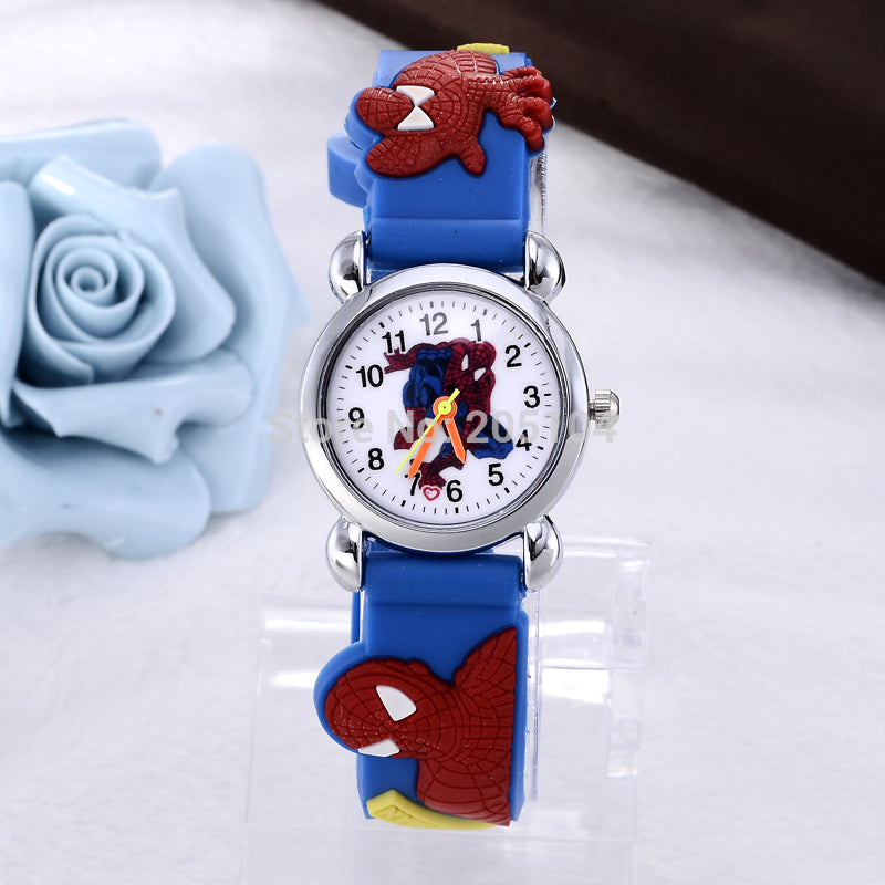 cartoon waterproof amazon kids wristwatches gifts children silicone time teacher girls com watches dp venhoo for baseball boys