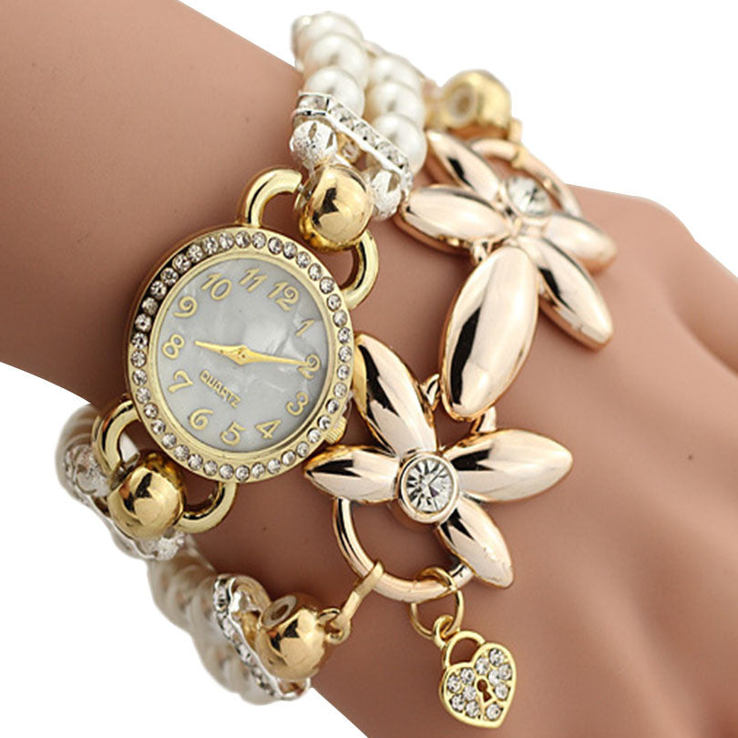 2016 Brand Luxury Famous Wristwatch Female Clock Wrist Watch Lady Quartz-watch Montre Femme Relogio Feminino