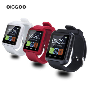 high quality Bluetooth Smart Watch A8 WristWatch digital sport watches for IOS Android Samsung phone Wearable Electronic Device