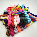 25M  Hot Sale 19 Candy Color DIY Cotton Cord String  Handmade  Rope for necklace making  and bracelet  Free Shipping