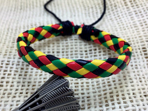2pcs/lot Adjustable unisex jewelry fine jewelry nice colorful braid flat bracelet for girls and boys