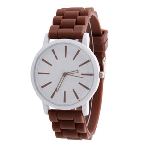 New Design 1PC Leather Strap Braided winding Rivet Bracelet Watches Wristwatch relogios feminino Jun02