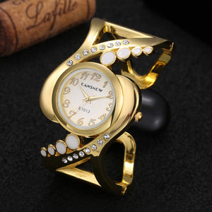 2016 NEW Bracelet watches Brand CanSnow crystal Luxury Ladies wristwatch Fashion watch women dress popular designer quartz watch
