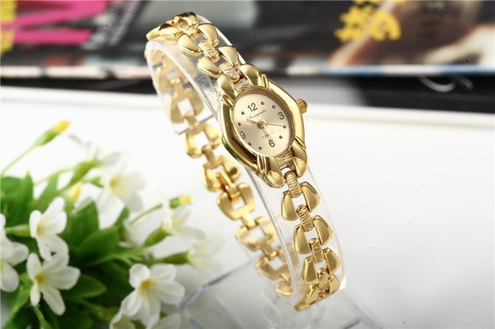 Hot Sale Luxury Gold Bracelet Watch Women Fashion Watches Bangle Quartz Watch Ladies Watch Hour montre femme relogio feminino