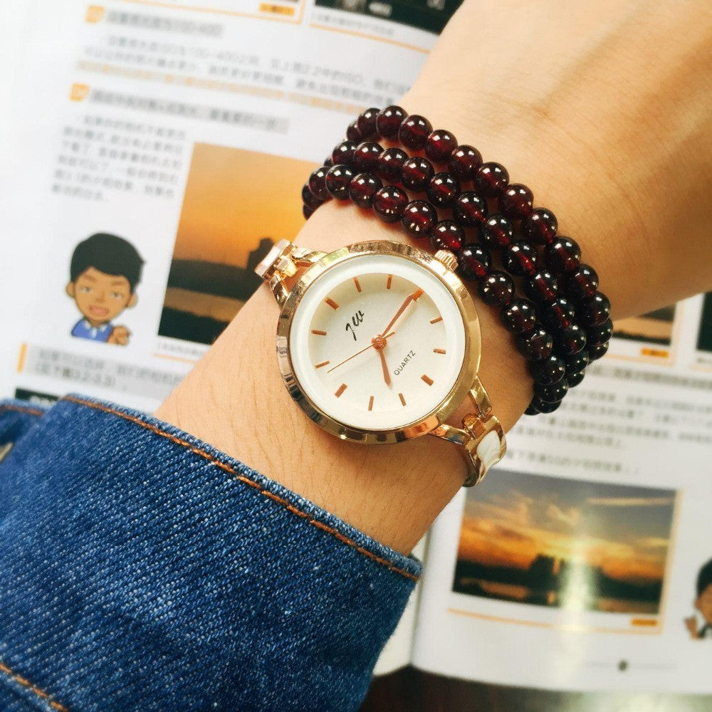 Ladies watch the trend watches women's rhinestone fashion watch quartz bracelet watch