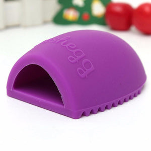 New Hot Selling Brushegg Silica Glove Makeup Washing Brush Scrubber Board Cosmetic Cleaning  Tools E10008 - Cerkos  - 22