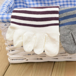 Wiggle Socks New Unisex Socks Cotton Meias Sports Five Finger Socks Toe Socks For EU 40-46 Calcetines Ankle Socls - Cerkos  - 5