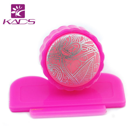 10set/lot Nail Art Stamping Stamp Tools + Scraping Scraper Knife Set wholesale Dropshipping - Cerkos.com