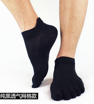 Wiggle Socks 2015 summer New Mens Socks Cotton Meias Sports Five Finger Socks Casual Toe Socks Breathable Calcetines Ankle Socks - Cerkos  - 12