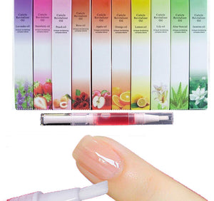 1PCS New Cuticle Revitalizer Oil Nail Art Treatment Manicure Soften Pen Tool Nail cuticle Oil Pen Wholesale - Cerkos.com