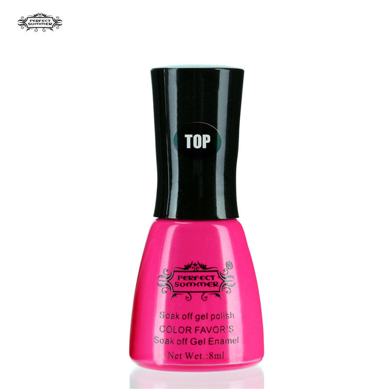 Nail UV Shellac 8ml 240 Fashion Color for Choose Long-lasting LED Gel Polish - Cerkos  - 29