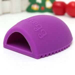 New Hot Selling Brushegg Silica Glove Makeup Washing Brush Scrubber Board Cosmetic Cleaning  Tools E10008 - Cerkos  - 28