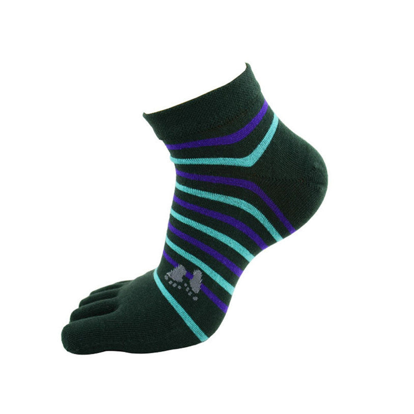 Wiggle Socks Superior 1 Pair Hot Selling Women Sports Running Five Toes Socks - Cerkos  - 1