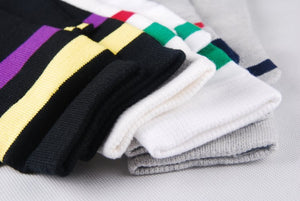 Wiggle Socks Fashionable design special price toe socks men's socks 100% cotton and sport style new coming socks - Cerkos  - 15